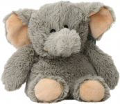 Warmies Microwavable French Lavender Scented Plush Elephant $11.61 (REG $24.95)