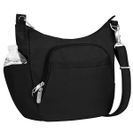 Travelon Anti-Theft Cross-Body Bucket Bag, Black, One Size $25.54 (REG $75.00)