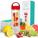 Savvy Infusion Water Bottle – 24 or 32 Ounce $15.95 (REG $28.95)