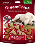 DreamBone DBC-02398 DreamChips With Real Chicken 24 Count $4.15 (REG $14.99)