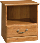 Sauder Orchard Hills Night Stand Carolina Oak finish $39.99 (REG $106.66)