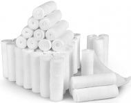 D&H Medical 24 Bulk Pack Gauze Stretch Bandage Roll $12.99 (REG $24.99)