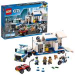 LEGO City Police Mobile Command Center Truck 60139 Building Toy $27.99 (REG $49.99)