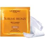 L'Oreal Paris Sublime Bronze Self-Tanning Towelettes 6 ct. $5.59 (REG $10.99)
