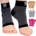 Plantar Fasciitis Socks, Compression Foot Sleeves with Arch Support $7.50 (REG $15.97)
