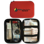 First Aid Kit for Car, SUV and Marine by Higher Gear – 130 Pieces $15.97 (REG $31.97)