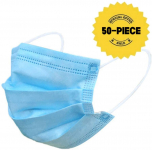 Anti Dust Disposable Respirator – 50Pcs $20.99 (REG $59.99)