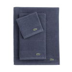 Lacoste Legend Towel, Bath Sheet, Moonlight Blue $34.99 (REG $70.00)