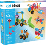 KID K'NEX – Oodles of Pals Building Set – 115 Pieces – Ages 3 and Up $25.27 (REG $49.99)