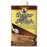 Howard Products RF9016 Restor-A-Finish, 16 oz, Cherry $8.99 (REG $15.92)