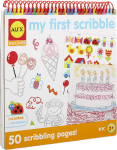LIMITED TIME DEAL!!! Alex Discover My First Scribble Kids Art and Craft Activity $5.54 (REG $11.00)