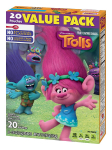Trolls Fruit Snacks Flavored Carton, 16 oz(us) $3.99 (REG $6.18)