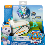 Paw Patrol Everest's Rescue Snowmobile, Vehicle and Figure $28.92 (REG $49.99)