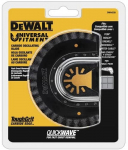 DEWALT Oscillating Tool Blade for Grout Removal, Fast Cutting, Carbide $8.60 (REG $28.01)