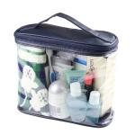 HaloVa Transparent Toiletry Bag $8.50 (REG $15.50)