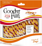 Good 'N' Fun Triple Flavor Twist Chews for Dogs $15.93 (REG $22.99)