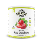 Augason Farms Freeze Dried Sliced Strawberries 6.4 oz No. 10 Can $13.57 (REG $33.99)