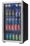 Danby 120 Can Beverage Center, Stainless Steel DBC120BLS $220.99 (REG $324.99)