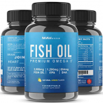 Premium Fish Oil Omega 3 – Max Potency $19.55 (REG $39.99)