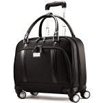 Samsonite Women's Spinner Mobile Office, Black $87.50 (REG $174.99)