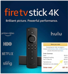 Get 50% off the 4K Fire Stick today Only select accounts – $27.10 (46% Off)