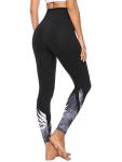 AFITNE Women's High Waist Printed Yoga Pants with Pockets$19.89 (REG $39.99)