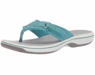Clarks Women's Breeze Sea Flip-Flop$27.05+ $5.15 shipping (REG $55.00)