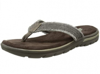 Skechers USA Men's Bosnia Flip-Flop $27.99 (REG $45.00)