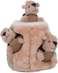 Outward Hound Interactive Puzzle Toy – Plush Hide and Seek Activity for Dogs $7.40 (REG $24.99)