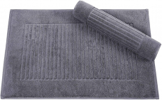 Soft Thick 2 Piece Towel Mat Set Made with 100% Turkish Cotton $19.99 (REG $39.99)