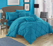 Chic Home 10 Piece Hannah Pinch Pleated $89.43 (REG $224.00)