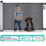 2019 New Retractable Baby Gate $97.95 (REG $195.00)
