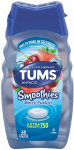 TUMS Smoothies Berry XStrength Antacid Chews, 60Ct $3.97 (REG $5.99)