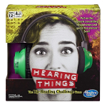 Hasbro Hearing Things Game $8.57 (REG $19.99)