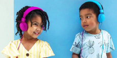 AILIHEN Wired Kids Headphones ONLY $8.49! (Reg $17)