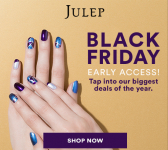 Shop Julep's Black Friday Deals NOW + Free Julep Compact With $30 Purchase!