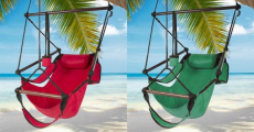 Air Deluxe Sky Swing Outdoor Chair ONLY $24.99 Shipped!