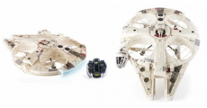 Lowest Price! Star Wars RC Millennium XL Falcon Drone Only $44.87 Shipped!