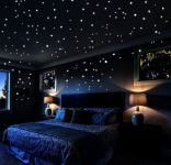 Airbin Glow in The Dark Stars Wall Stickers Set $4.37 (REG $20.97)