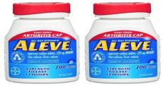Get 50% Off Aleve! Only $4.49 After Coupon Stack!