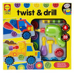 Amazon:  ALEX Toys Little Hands Twist & Drill Only 18.99! Normally $32.50!