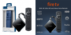 All-New Fire TV with 4K Ultra HD + Alexa Voice Remote + Cover Just $49.99 Shipped! (Reg $70)