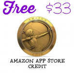 FREE $33 Credit to Amazon App Store!