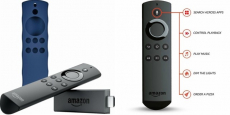 Amazon Fire TV Stick with Alexa Voice Remote + Cover Just $39.99! (Reg $50)