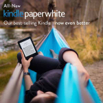 All-New Kindle Paperwhite, 6″ High-Resolution Display (300 ppi) with Built-in Light and Wi-Fi Only $99.99! Normally $119.99!