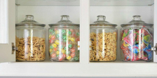 Anchor Hocking 1-Gallon Glass Heritage Jars Only $7.44/Each!