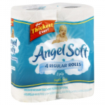 Cheap Angel Soft Bath Tissue! Only $0.55!