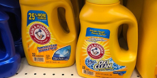 Arm & Hammer Detergent or Power Packs only $1.99! (Reg $7.99)