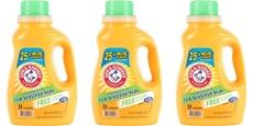 4 FREE + MoneymakerArm & Hammer Laundry Detergents!