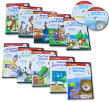 Baby Genius Ultimate Children's Library with 10 DVDs & 10 CDs Just $25 Shipped (reg. $199.99)!!!